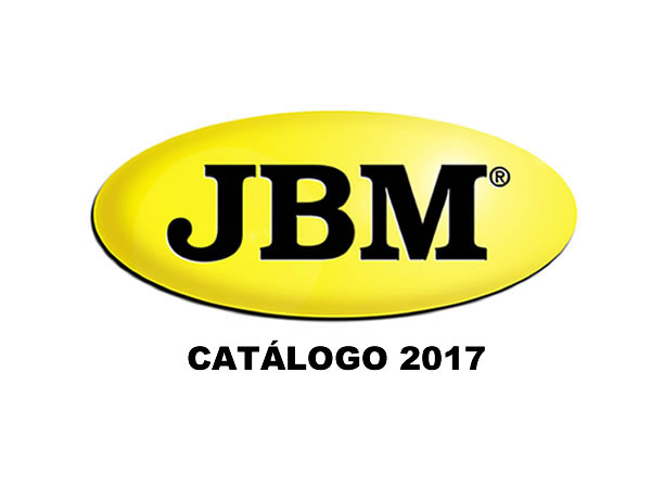 Catálogo JBM 2017
